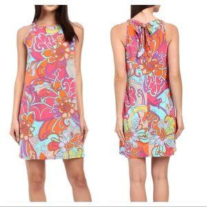 TRINA TURK Juju Dress in Vibrant Floral